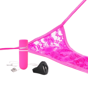 my secret charged remote control panty vibe pink main