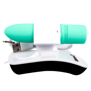 charged positive remote control green main