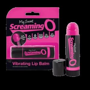 my secret - vibrating lip balm main
