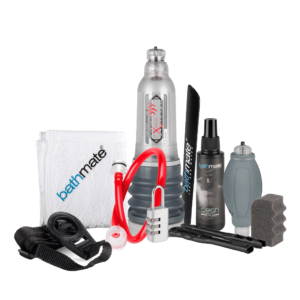 bathmate hydroxtreme5 clear accessories