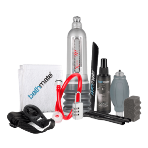 bathmate hydroxtreme 9 clear accessories