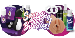Save big with bundled products