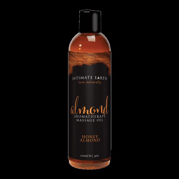 ieo massageoil bottle almond