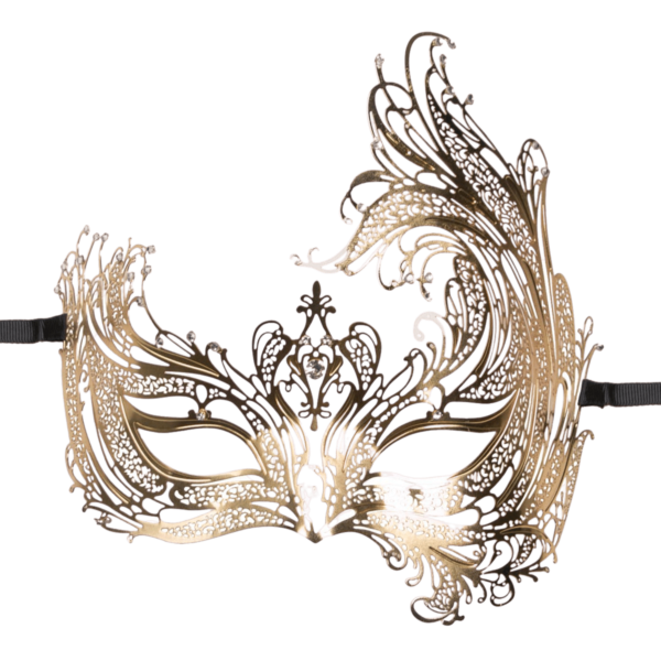 mask asym gold