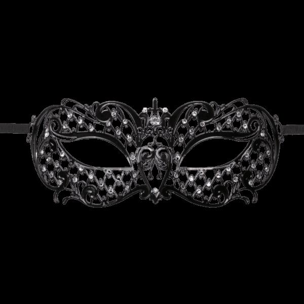 mask lace black