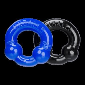 oxballs ultraballs cockring blue set main