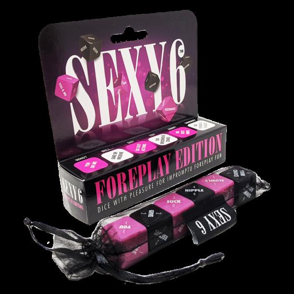 Sexy 6 Dice image
