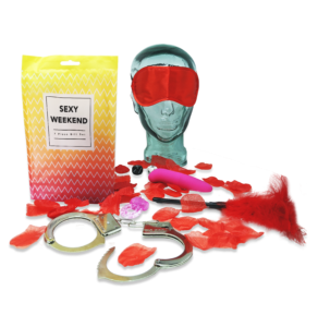 sexy kit 7 piece sex toy kit for couples