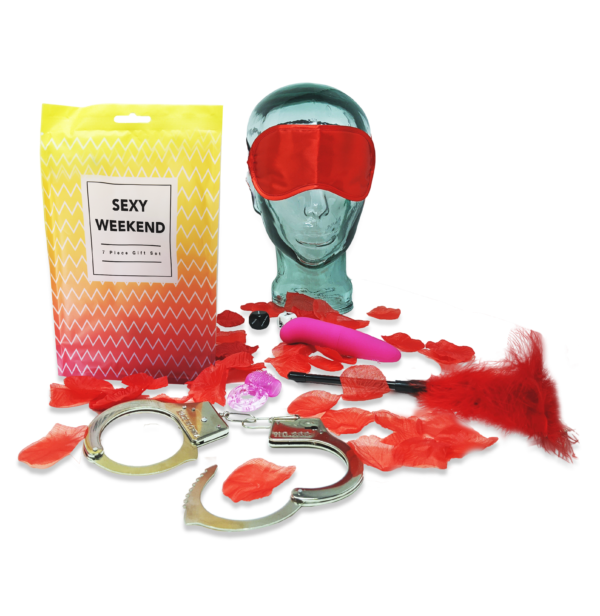 Sexy Weekend - 7 Piece gift set image