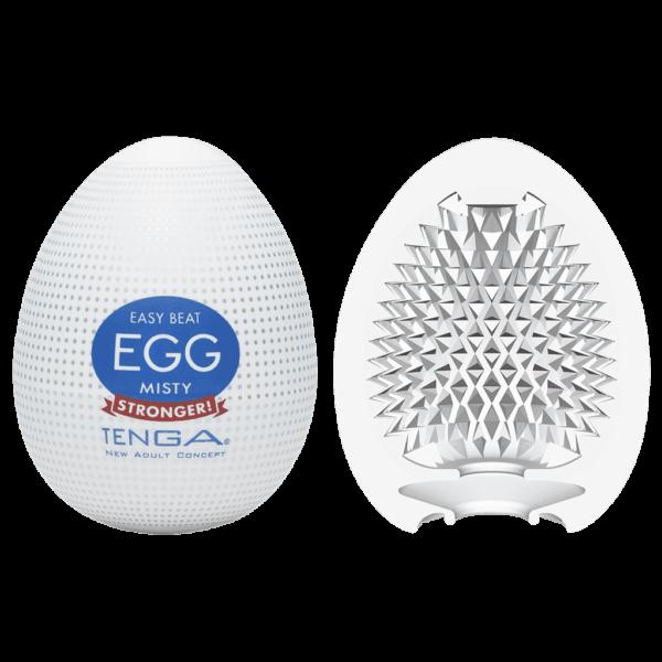 tenga egg easybeat hardboiled misty combo