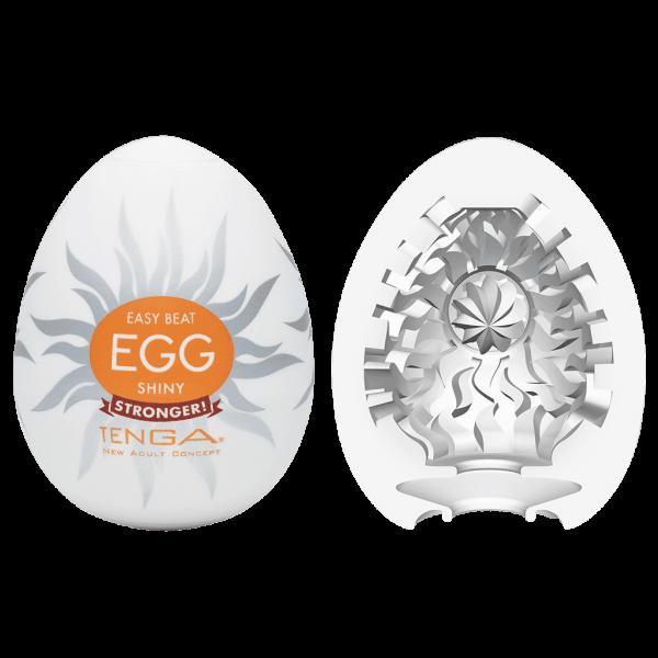 tenga egg easybeat hardboiled shiny combo